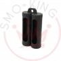 Custodia Silicone Doppia Batteria 18650 Coil Master