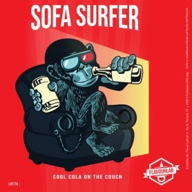 Flavourlab Sofa Surfer Cola Aroma 20 ml
