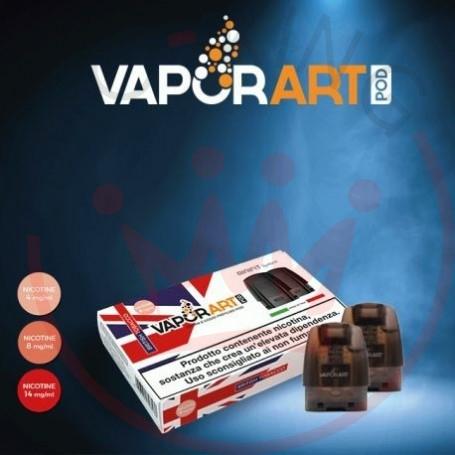 Vaporart Minifit Prefilled Pod British Tobacco
