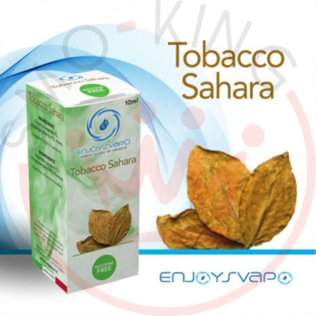 Enjoysvapo Tobacco Sahara Liquido Pronto 10 ml