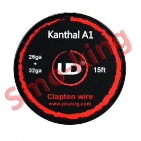 Youde Ss316l 26ga+30ga Clapton Wire 5ml