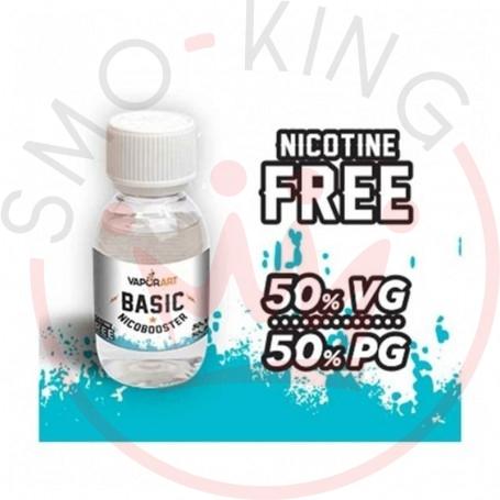 Base Pronta Vaporart Nicobooster Basic 50/50 80 ml