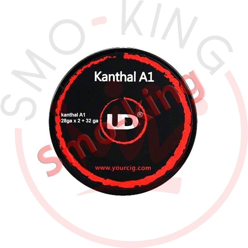 Youde Kanthal A1 Youde 28ga X 2+32ga Clapton Wire 5ml