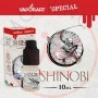 Vaporart Shinobi 10 ml Liquido Pronto Nicotina