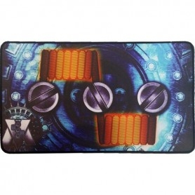 Mat Regeneration L50 Cm X H30 Cm Blue
