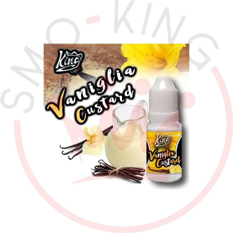 King Liquid Vaniglia Custard Aroma 10ml