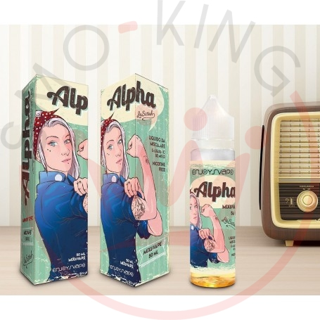 Enjoysvapo Alpha 50 ml Mix by LaSistah