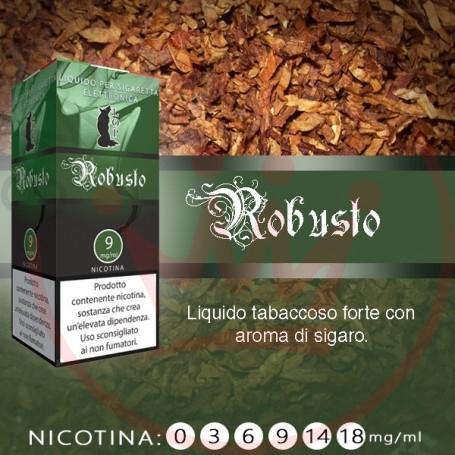 Lop Robusto 10 ml Liquido Pronto Nicotina