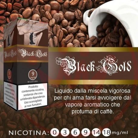 Lop Black Gold 10 ml Liquido Pronto Nicotina