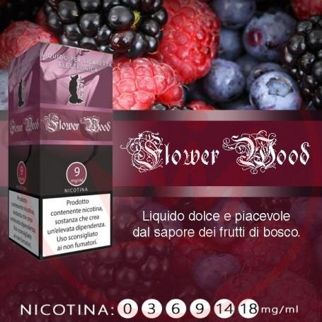 Lop Flower Wood 10 ml Liquido Pronto Nicotina