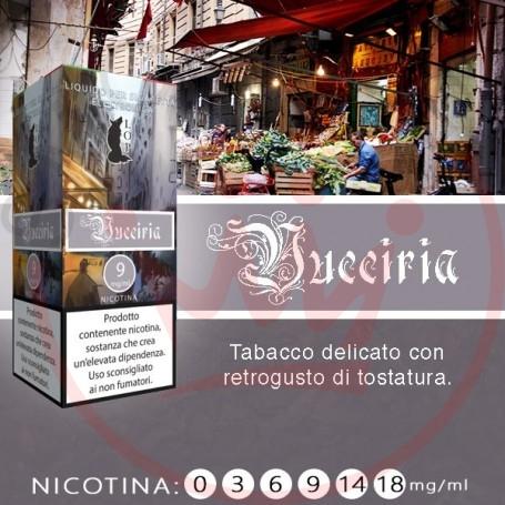 Lop Vucciria 10 ml Liquido Pronto Nicotina