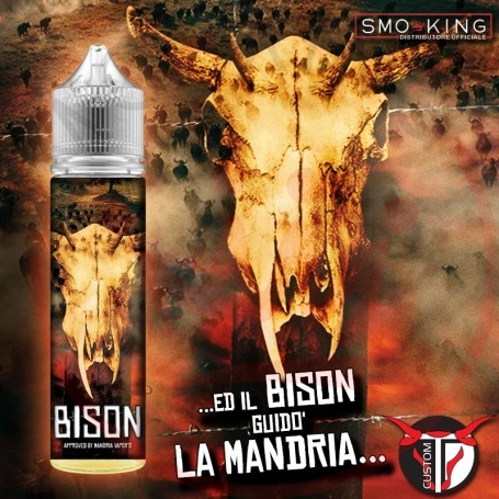 TD Custom Bison Aroma 20 ml