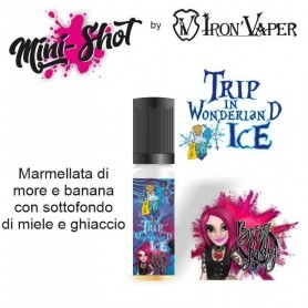 Iron Vaper Trip in Wonderland Ice Mini Shot 5 ml