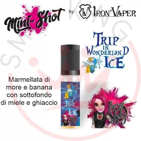 Iron Vaper Trip in Wonderland Ice Mini Shot 5 ml