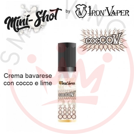 Iron Vaper Coccoiv Mini Shot 5 ml