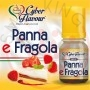 Cyber Flavour Fragole E Panna Aroma 10ml