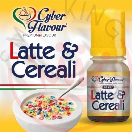 Cyber Flavour Latte e Cereali Aroma 10ml