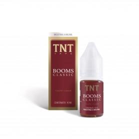TNT Vape Booms 10 ml Liquido Pronto Nicotina