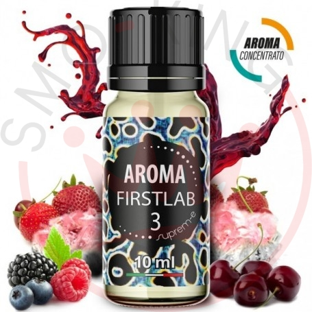 Suprem-e First Lab 3 Aroma 10 ml