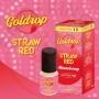 Vaporart Goldrop Strawred 10 ml Nicotine Eliquid