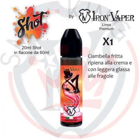 Iron Vaper X1 Aroma 20 ml