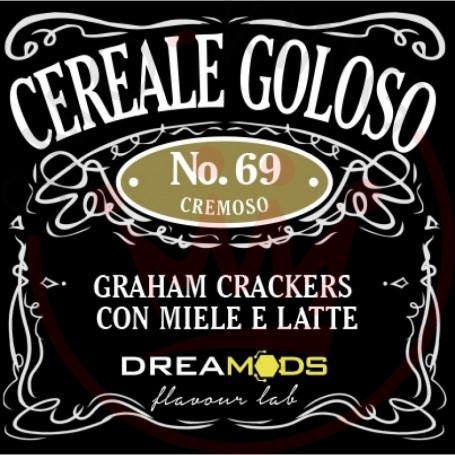 Drea Mods Cereale Goloso No.69 Aroma e Liquido 10ml