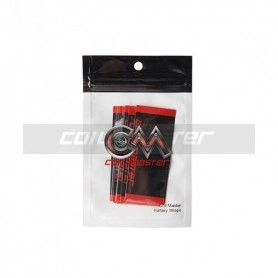 COIL MASTER Battery Wrap For Batteries 18650 10pcs