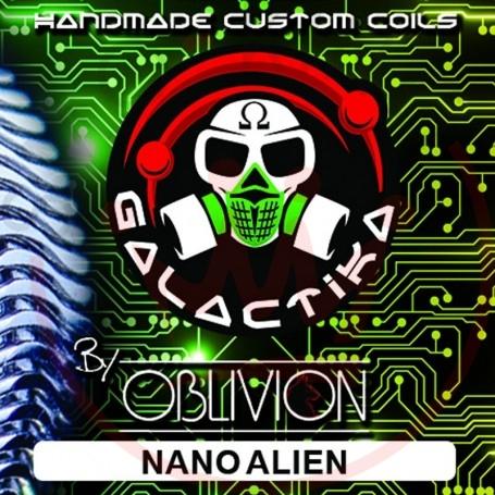 Galactika Coil Pronte Oblivion Nano Alien