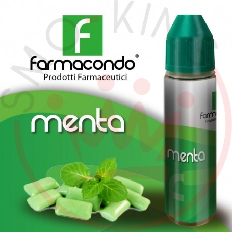 Farmacondo Liquido Menta Aroma 20 ml per Sigaretta Elettronica