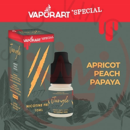Vaporart Jungle 10 ml Nicotine Ready Liquid