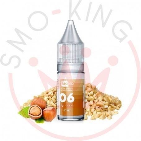 Vaplo Mono 06 Nocciola Aroma 10 ml Liquido per Sigaretta Elettronica
