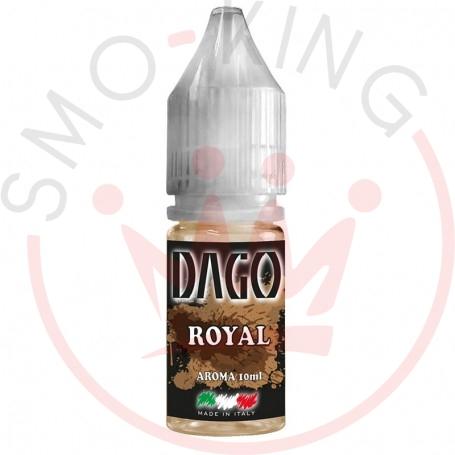 Dago Royal Aroma Concentrato 10 ml Liquido per Sigaretta Elettronica