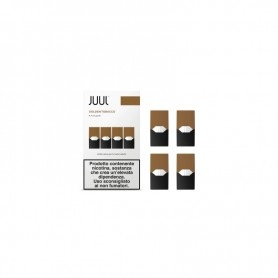 JuulPods Golden Tobacco Nicotina by Juul
