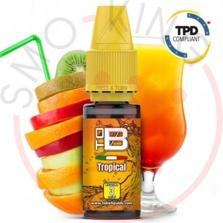 Tob Tropical 10 ml nicotine ready eliquid