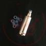 Svoemesto Kayfun 5 Drip Tip Plexi Blu 4mm