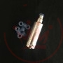 SVOEMESTO Kayfun 5 Drip Tip Plexi Blue 4mm