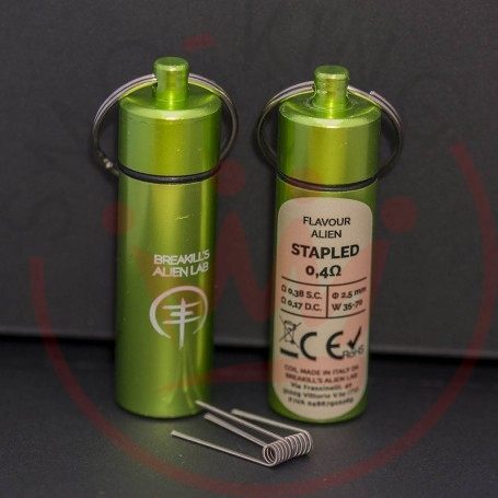 Breakill's Flavour Stapled 0,4 Ohm (10)
