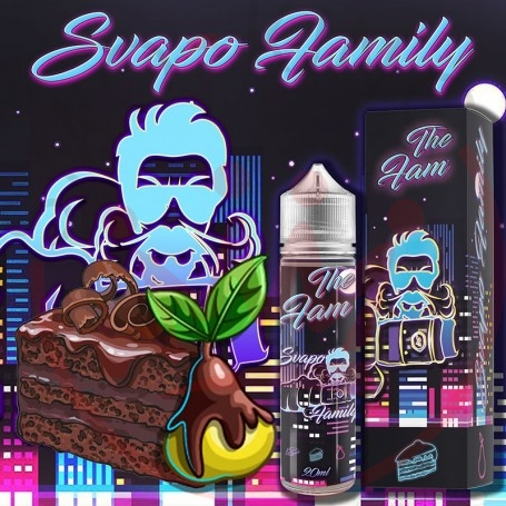 The Fam Svapo Family Gruppo Facebook Aroma 20 ml