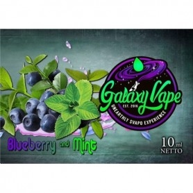 GALAXY VAPE Blueberry Mint Flavour 10ml