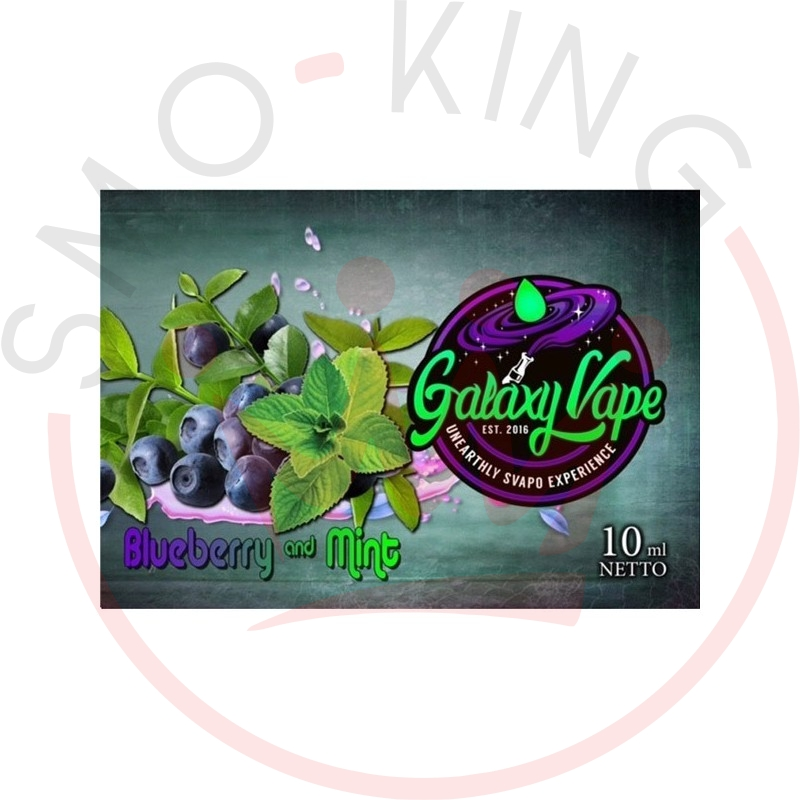 GALAXY VAPE Blueberry Mint Flavour 10ml