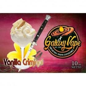 Galaxy Vape Vanilla Criminal Aroma 10 ml