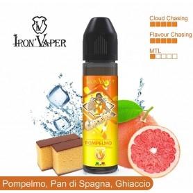 Iron Vaper Capoeira Pompelmo Aroma 20 ml