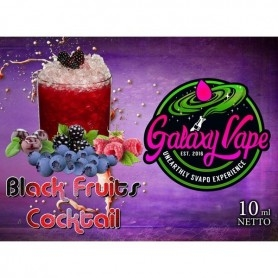 Galaxy Vape Black Fruits Cocktail Arma 10ml