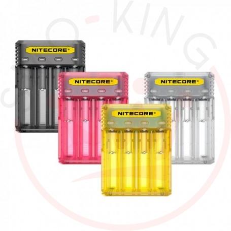Nitecore Q4 4-track charger