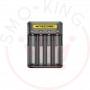 Nitecore Q4 Caricabatterie 4 Piste