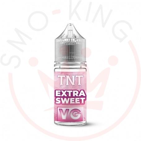 TNT Vape Extra Sweet VG Glicerina Vegetale 30 ml per Sigaretta Elettronica