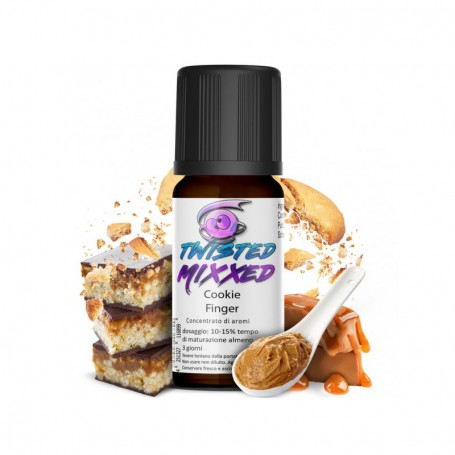 Twisted Cookie Finger Aroma 10ml