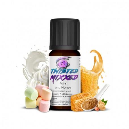 Twisted Milk & Honey Aroma 10ml