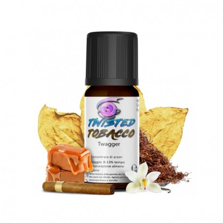 Twisted Twagger Tabac Blend Aroma 10ml