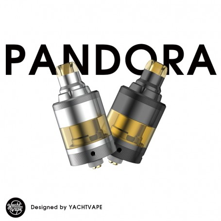 Yachtvape Pandora MTL Atomizzatore
